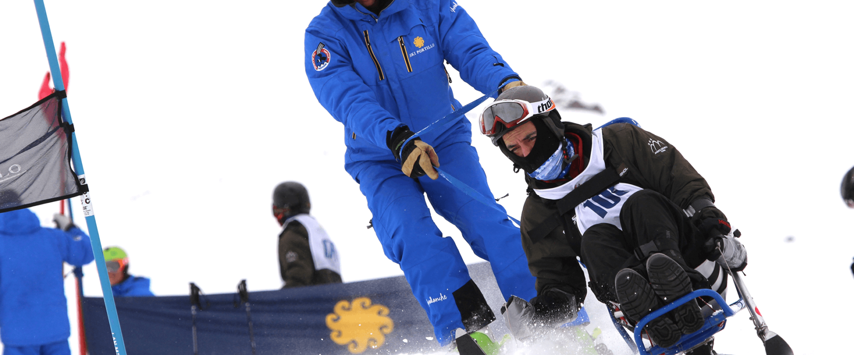Adaptive Skiing Lessons