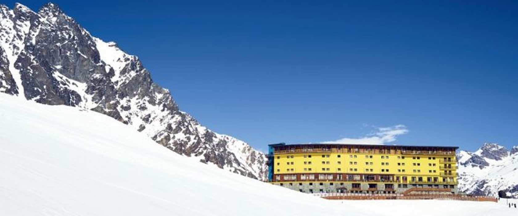 Why Portillo In the Chilean Andes Should Be Your Next Ski Trip
